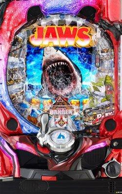 画像1: CR JAWS再臨-SHARK PANIC AGAIN- (中古パチンコ)